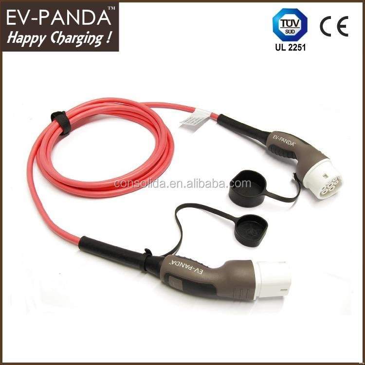 Ev charger charging electric car plug