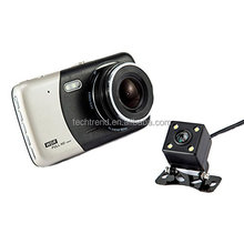 "4.0"" IPS Car Dvr with GPS, Full HD 1080P Dash Cam for Vehicles,G-sensor, Motion Dection"