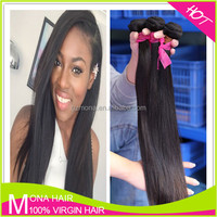 Mona Aliexpress Hair 100% Virgin Peruvian Hair Extension Offer Free Samples