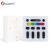 Smart Home Wireless Self Powered Wall Switch Electronic Remote Control Light Switch 16 Million Colors By Divided Into 4 Groups