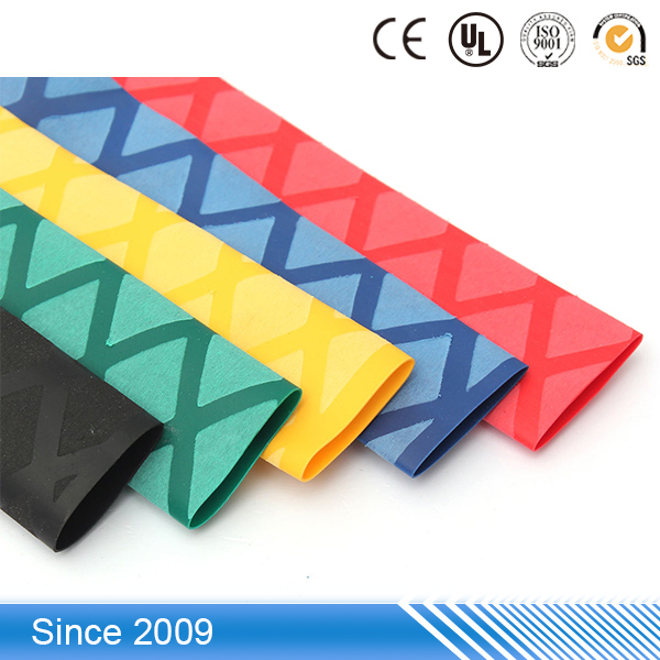 High Shrink Ratio Cable Protective shrinkable tube PE material insulation sleeves