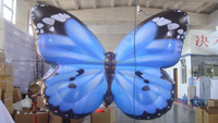 customized led printed multicolor fairy wing / angel wing / butterfly wing set