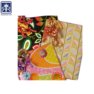 Wholesale custom color logo printed gift wrapping tissue paper on cheap price