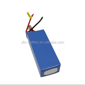 Li-ion battery pack 22.2v 10ah 10C discharge rate lipo battery for uav drone crop sprayer