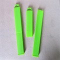 PE material flat telescopic plastic box packaging