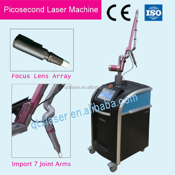 Korea imported parts Picosecond Laser Spot removal machine Picosure with honeycomb focused array