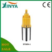 deep bore well submersible water pump