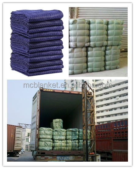 polyester moving blanket