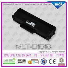 ASTA Printer suppliers MLT-D101 D101S for Samsung Compatible toner cartridge MLT-D101S