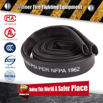 Nitrile Rubber Hoses American type Fire Protection Hose