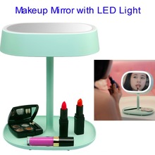 Best Selling Led Makeup Vanity Mirror with Light Bulbs, Private Label Cosmetics Makeup Mirror with LED light
