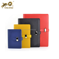 PU Diary Notebook Personal Pocket Organiser
