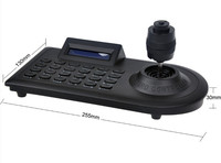 4D RS-485 PTZ Camera Joystick Controller CCTV Multi-function Keyboard