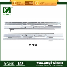 YangLi 48mm steel telescopic rail heavy duty slide