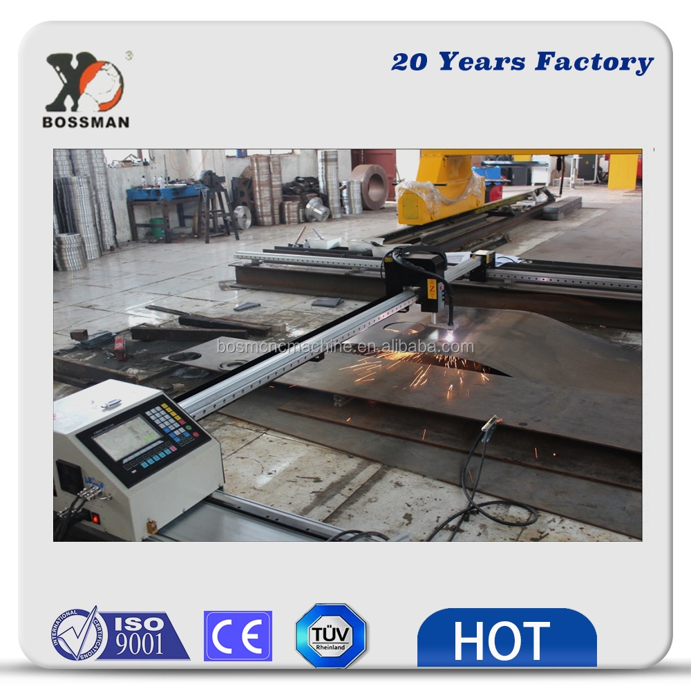 Hot sale honeybee portable plasma cutting machine with lowest price and high quality