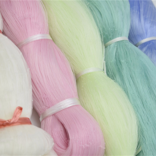 Colorful Nylon Monofilament Fishing Net China Factory