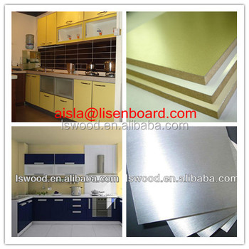 Brushed aluminum foil fiber board ornamental aluminum foil for Brushed aluminum kitchen cabinets
