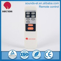 Waterproof fan remote control for celling fan remote controller