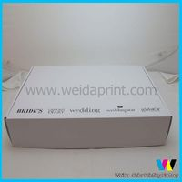 Paper Packaging Box Cartons Modern T