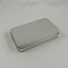 durable metal package tin box for outdoor knife