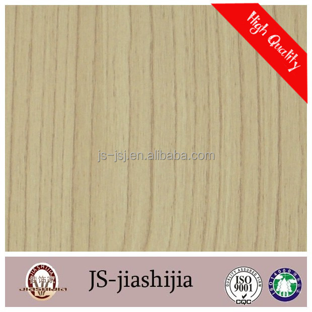 American cherry waterproof wood grain paper for home furnishing