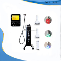 LED Light+RF+Vacuum Suction Technology Magic Line RF Machine For Face & body treatments/Body Shaping Slimming Beauty Machine