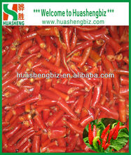 Frozen Red Chilli Pepper Whole