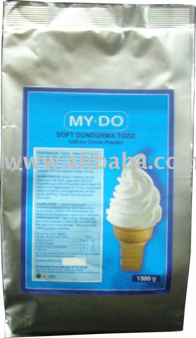 MY-DO Soft Icecream Powder