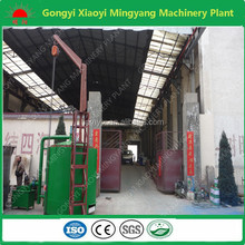 ISO CE China No. 1 manufacturer bio coal briquette making machine/continuous wood carbonization stove008613838391770