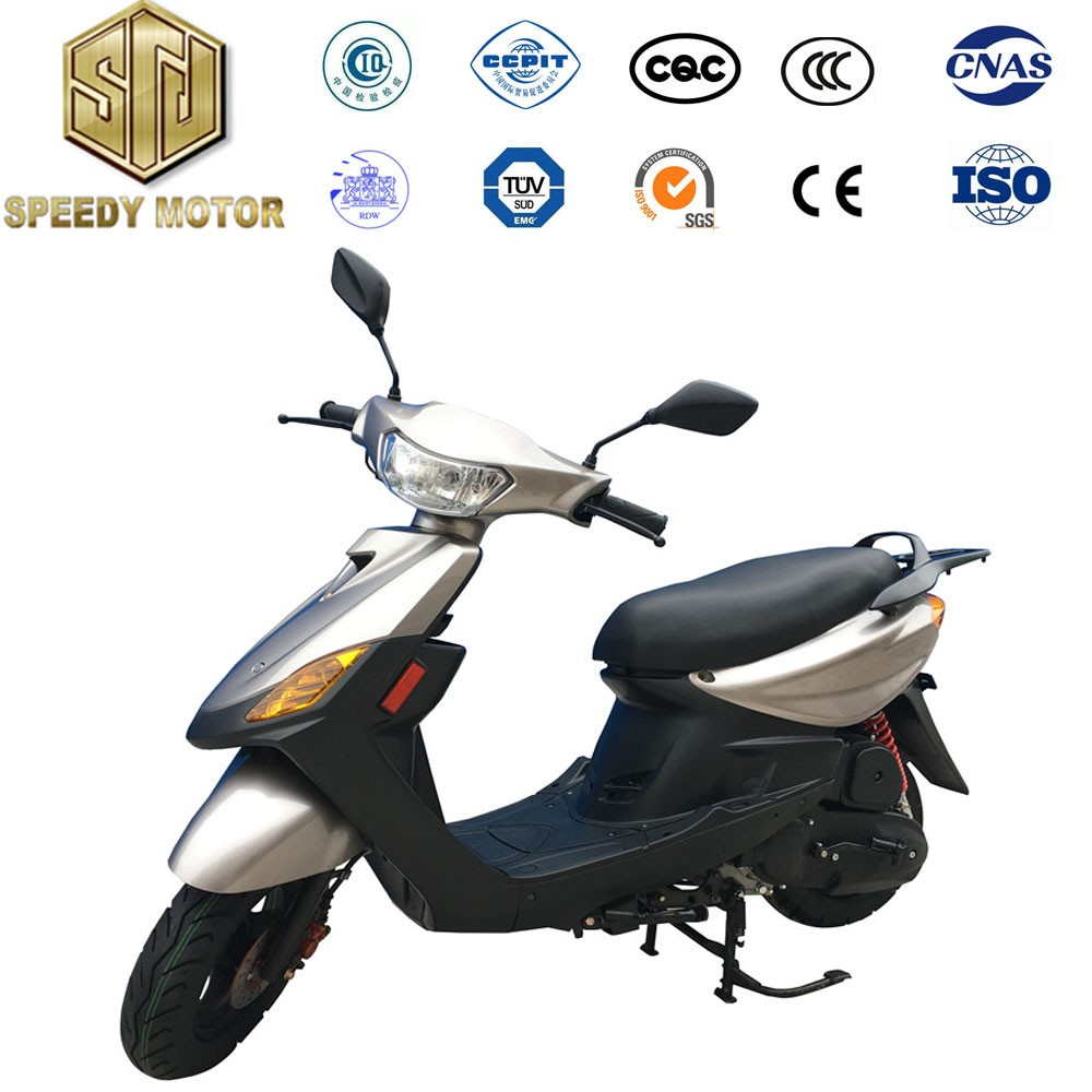 2017 Hot sale high power 125cc gas scooter wholesale