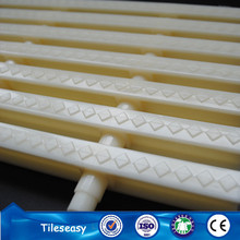 ABS & PP material deck swimming pool overflow grating
