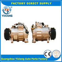 Electric Car 110MM 6PK Clutch 64529225704 6SEU14A Auto 12V Aircon Compressor For BMW X3