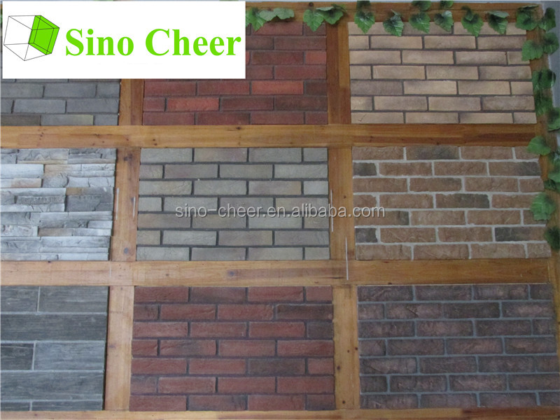 Exterior Decorative Wall Brick Artificial Brick
