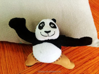 Novelty dolls,cute panda toy,big eyes cartoon character soft toys