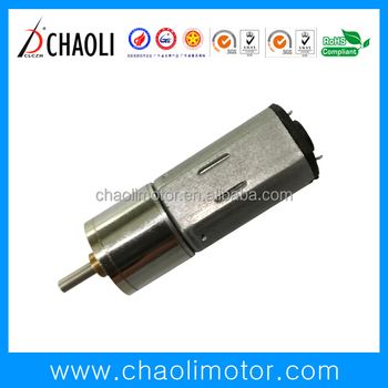 chaoli 6*8MM CL-G8-FFK10 spur geared motor with high efficiency and metal seal structure for camera-chaoli2016