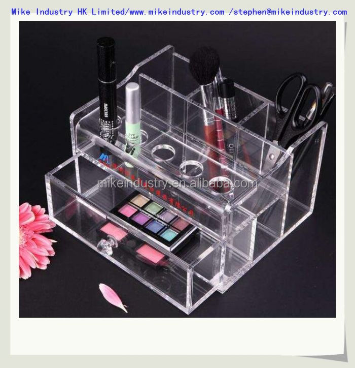 Cheap acrylic cell phone accessory display stand and rack for wholesale in shenzhen