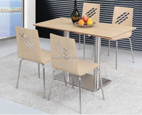 Dining table chair buffet restaurant equipments(FOH-BC14)