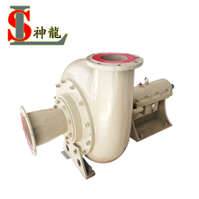large size harbour mud sludge transfer pumps