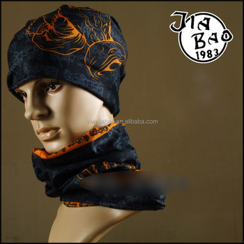 Cheap and good polyester bandanas for sports 2015 winter