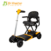 Cheap price electric lithium battery portable lightweight electric handicapped scooter