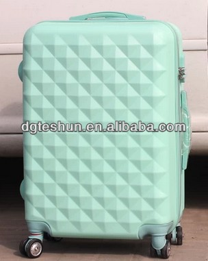 2013 applicative &eye drawing handle luggage bag