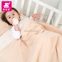 china suppliers GOTS Newborn infant organic cotton baby blanket/bath towel