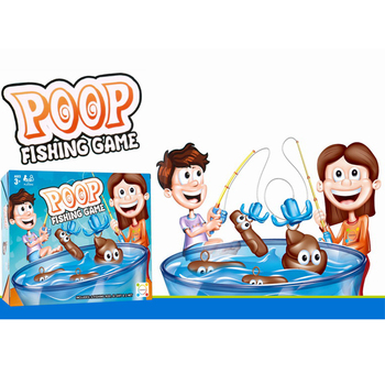 Fishing For Floaters toy Bath Tub Game