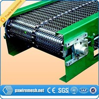 Hot new products for 2015 Anping factory direct Industry Standard Metal Balance Weave Net Conveyor Belt