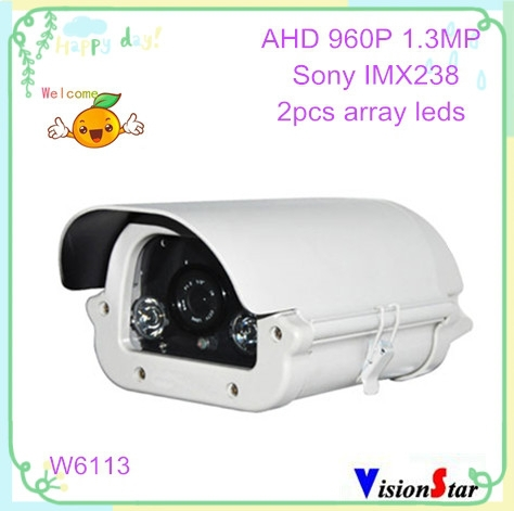 New cheap sony 960p 1.3mp ir bullet ahd security hd camera for outdoor