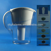 Hot selling non electric alkaline water filter