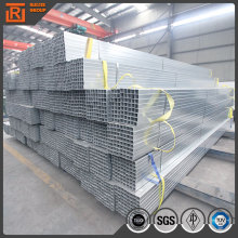 150mm square steel tube 1mm thick square steel pipe agriculture farming galvanzied square pipe