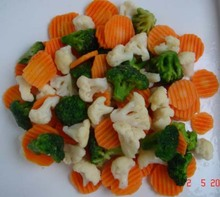 IQF California Blends Mixed Frozen Vegetable