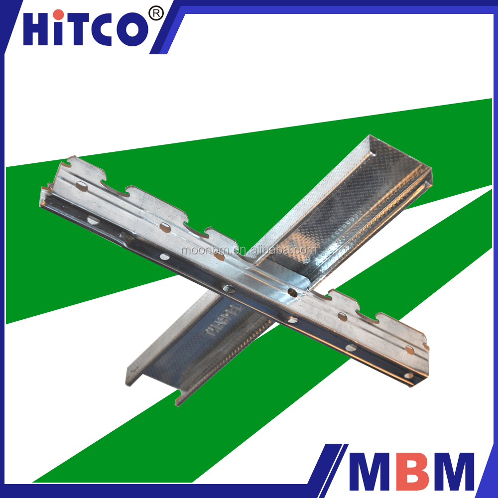 Factory direct supply suspended main channel ceiling accessories