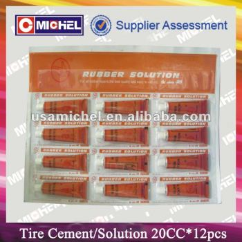 Michel Rubber solution